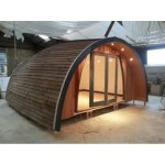BUNGALOV - AHŞAP OTEL - 20 m2