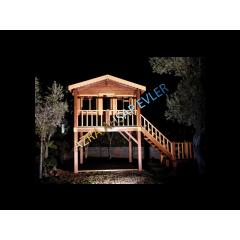 AĞAÇ ÇOCUK OYUN EVİ - BODRUM - 005